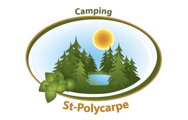 Camping St-Polycarpe Logo